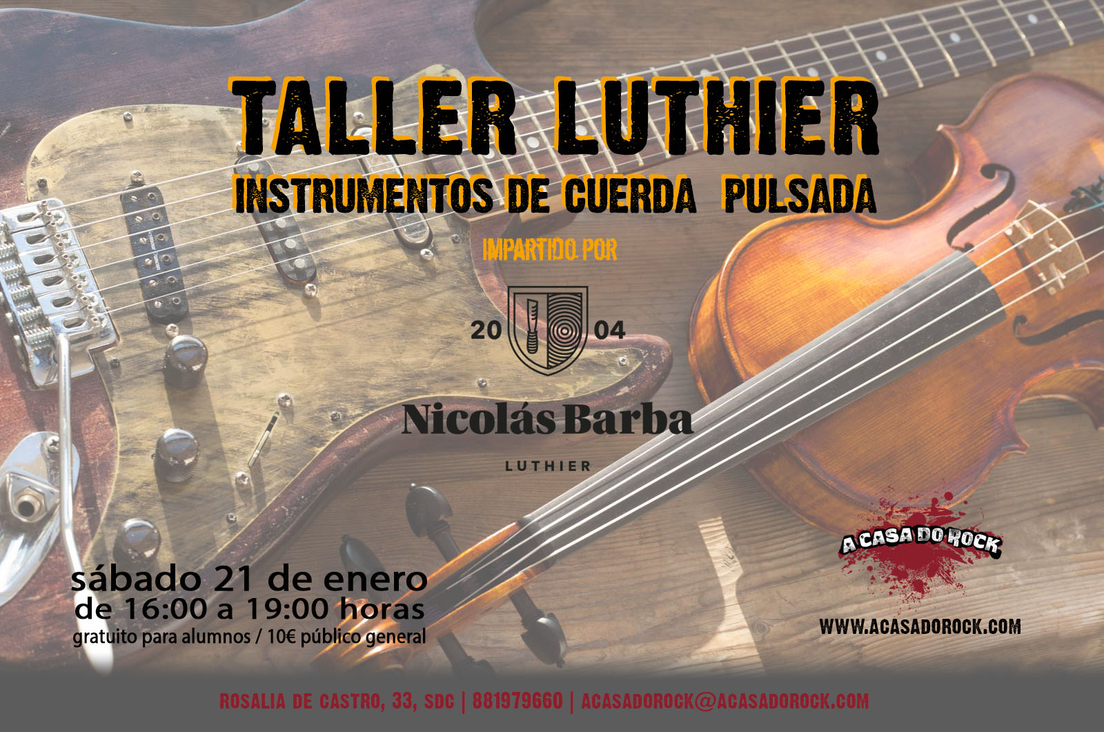 Taller Luthier