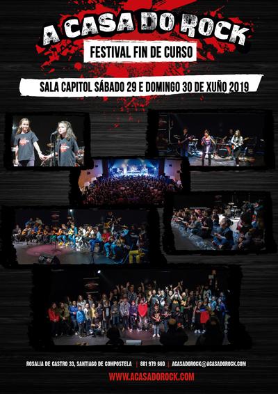 Festival Fin de Curso Sala Capitol